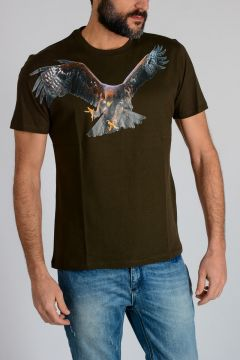 Printed T-shirt SLIM FIT