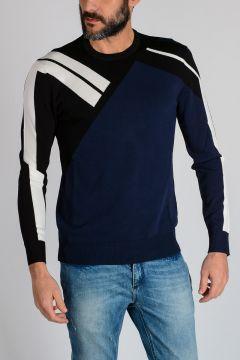 Crewneck GEOMETRIC Sweater