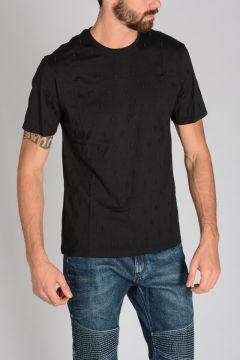 T-shirt THUNDERBOLT Ricamata