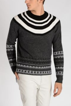 Crewneck Sweater SKINNY FIT