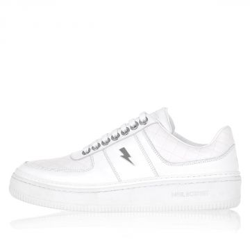 Sneakers CITY BASKETBALL TRAINER in Pelle