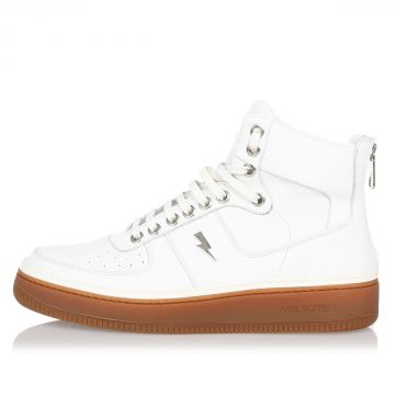 Leather CITY BASKET  Sneakers