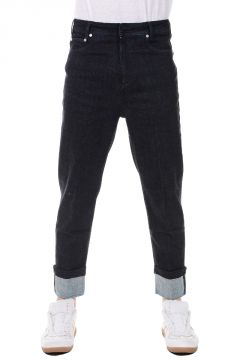 Cotton Blend Skinny Fit Jeans