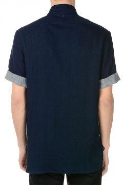 Camicia a Maniche Corte in Cotone