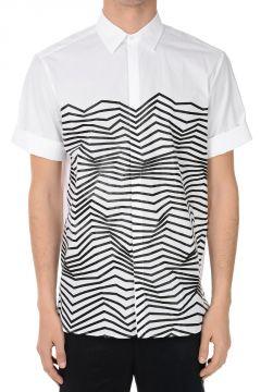 Cotton Short Sleeved Shirt