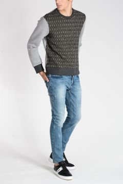 Felpa SLIM FIT Girocollo SLIM FIT