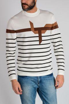 Crewneck SLIM FIT Sweater