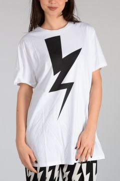 Oversized THUNDERBOLT T-shirt