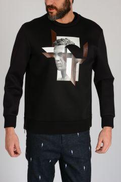 Crewneck MODERNIST STEVE MCQUEEN Sweatshirt