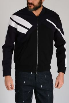 Full Zip MODERNIST RETRO Sweatshirt