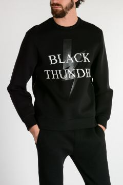 Felpa BLACK THUNDER in Neoprene