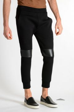 Neoprene Jogger Pants