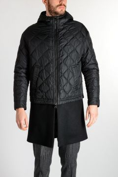 Nylon Padded Coat