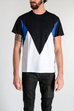 T-shirt GEOMETRIC in Jersey