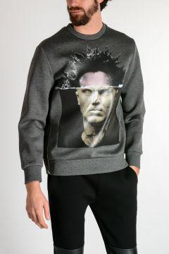 Neoprene MARCUS BRUTUS BASQUIAT Sweatshirt