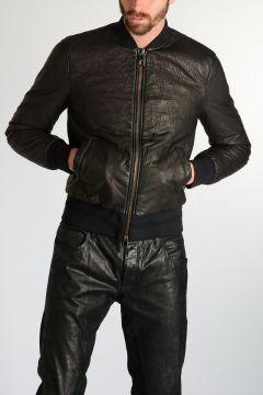 Leather THUNDERBOLT Jacket