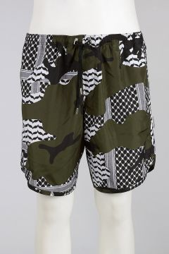 Shorts Mare KEFIAH CAMOUFLAGE
