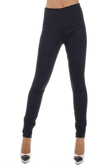 Pantalone elasticizzato 12 cm