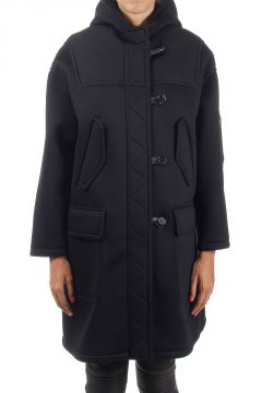 Coat with Removable Padded Waistcoat