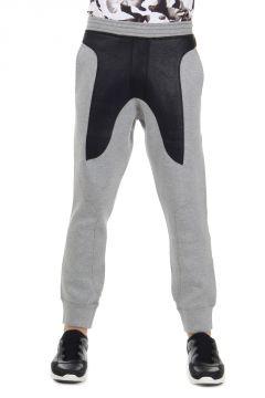 Pantalone di Felpa vita regolare Slim Fit