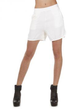 Pantalone Corto con elastico in vita