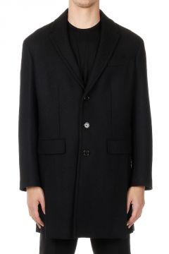 Cappotto lungo Misto lana