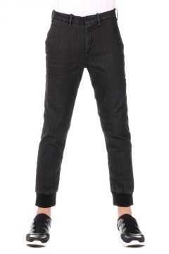 Jeans in Cotone Stretch 14 cm