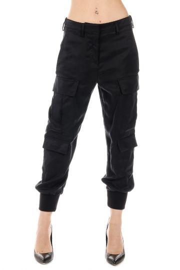 Pantalone Multitasca con zip