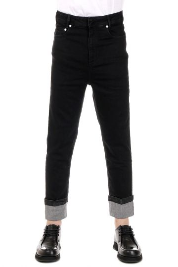Stretch Denim 16 cm Jeans