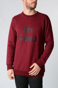 Round Neck MY MIND Sweatshirt
