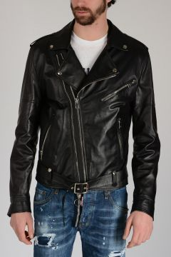 Leather Chiodo