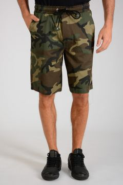 Camouflage Bermuda