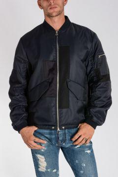Nylon INSERT BOMBER Jacket