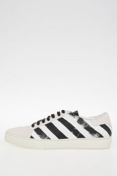 Leather DIAGONALS Low Sneakers