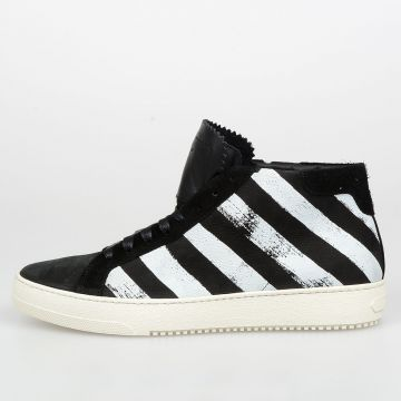 OFF-WHITE C/O VIRGIL ABLOH Leather Sneakers