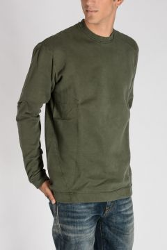 Long Sleeve Crewneck Sweatshirt
