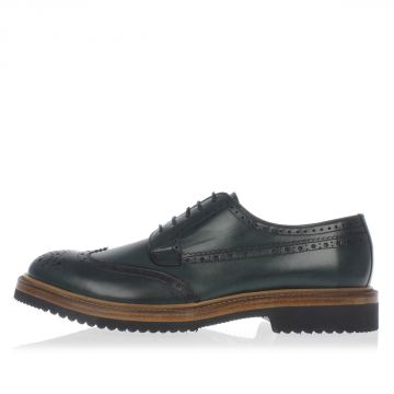 Scarpe Oxford in Pelle