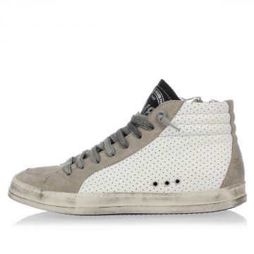 Sneakers A5 SKATE in Pelle Traforata