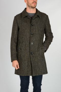Virgin Wool ALFREDO Coat