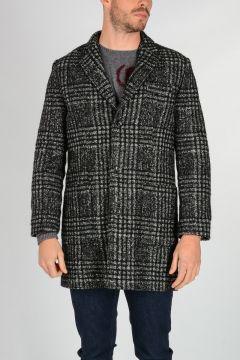 Checked ATTILIO Coat
