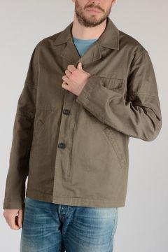 Cotton Military ORESTE Jacket