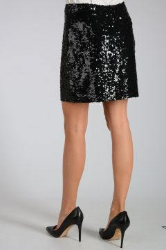 Sequined ISABEL Mini Skirt