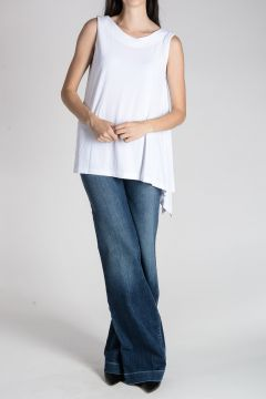 JEJEY Stretch Viscose Top