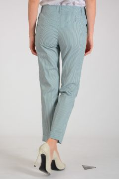 Cotton COTORY Striped Pants