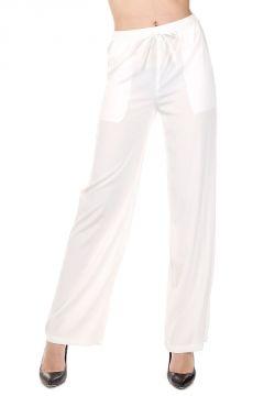 Pantaloni SYRENE in Misto Seta