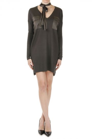 Silk Blend STELLINEX tunic dress