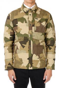 Piumino Camouflage