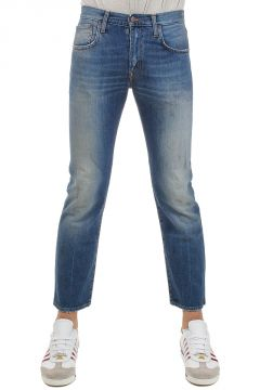 "Jeans ""JOHN"" stampa stelle 19 cm"