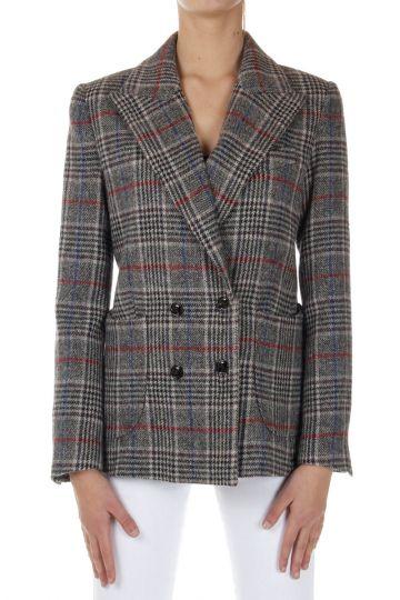 Giacca in lana vergine PAM