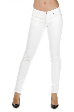 Jeans SISSI in Denim Chiaro 13 cm